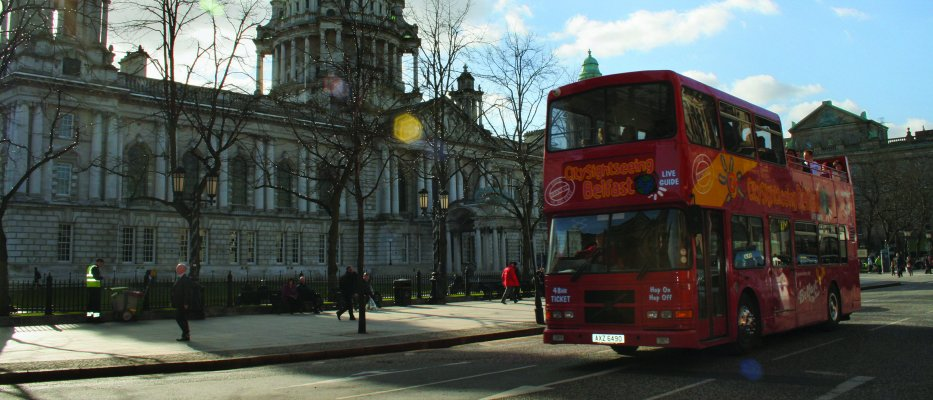 Belfast Hop-on Hop-off Tour