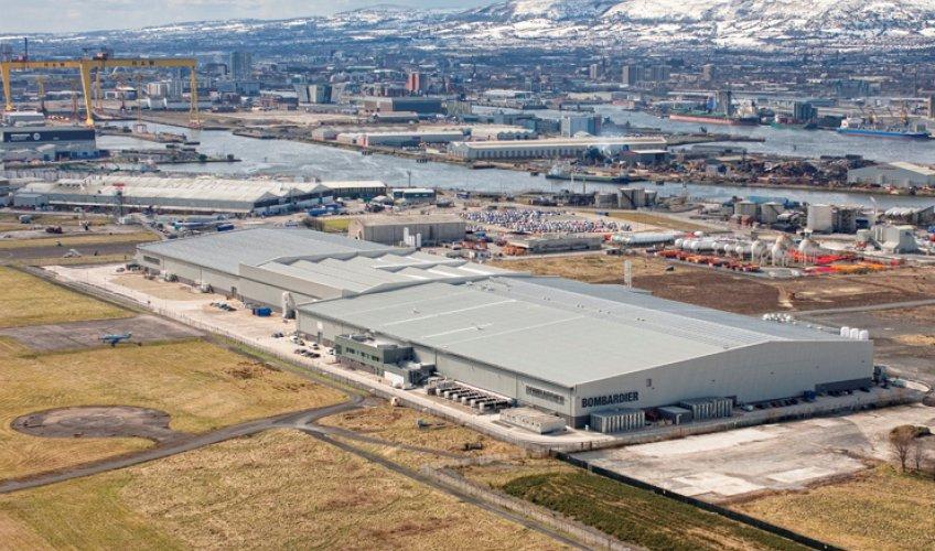 Image of Bombardier Aerospace, Belfast