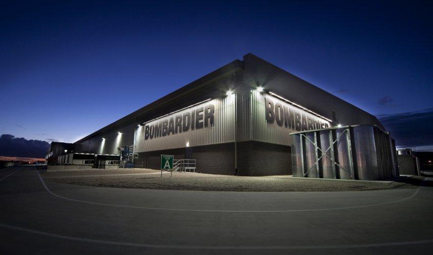 Bombardier Aerospace, Belfast
