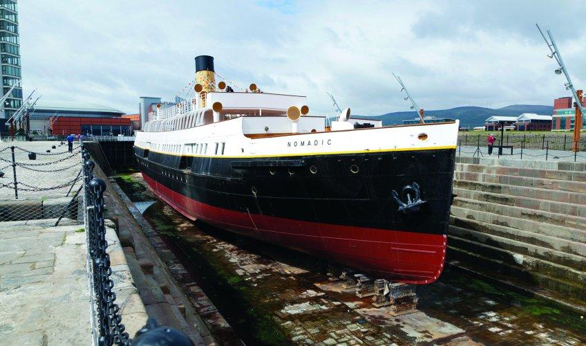 Image of SS Nomadic, Belfast