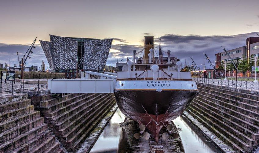 SS Nomadic, Belfast