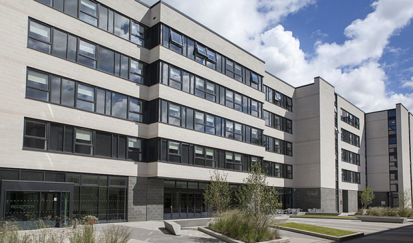 Image of Halls of Residence, University of Stirling