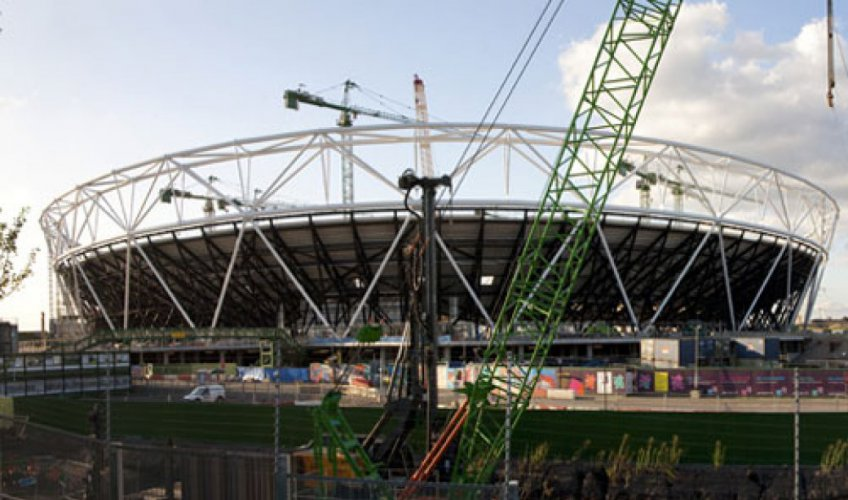 Image of Olympic Park, London