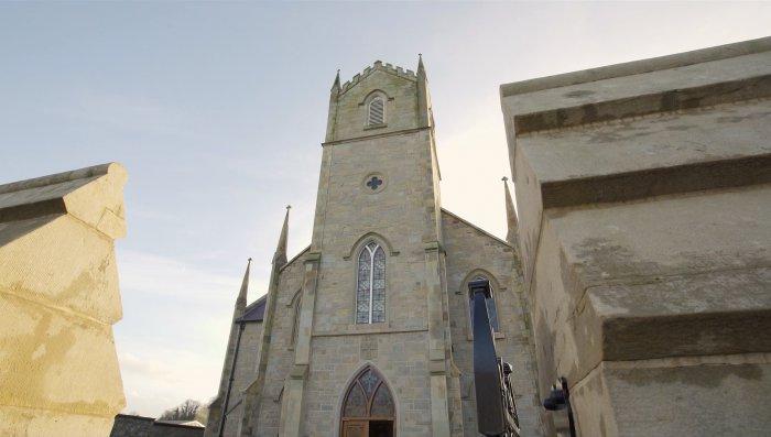 Saint Patricks Church - Donaghmore