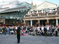 Covent Garden Market Goes Digital