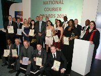 EARS plc Sponsor the National Courier Awards