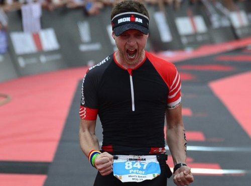 Image of Vichy Ironman, France
