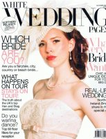 Image of White Wedding Pages Autumn 2009