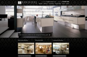 Robinson Interiors Website