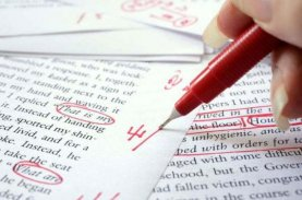 Proofreaders help to protect the bottom line