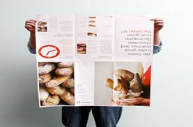 Swiss Bakery Brochure