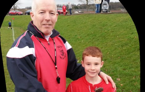 November 2012 Player of the Month - Liam Fegan