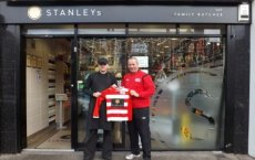 Stanley's Family Butchers sponsor U10 Team!