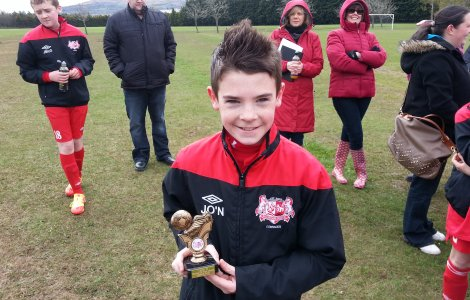 March 2013 Player of the Month  - Loel O'Neill