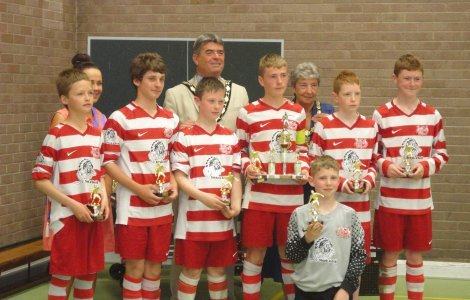 May Fair Tournament Winners 2012