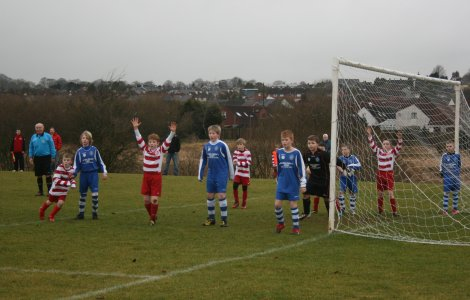 Hands up if you love Ballyclare Colts U11s!