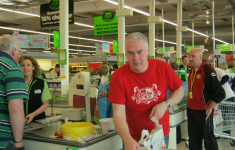 bag packing 2 April 2011