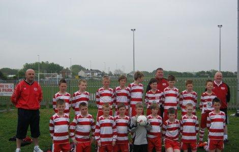 Blackpool Cup 2011 - U12s