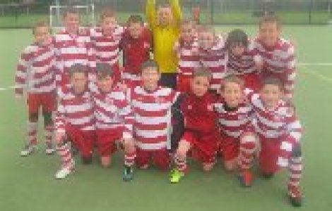 Mourne Cup Winners 2012