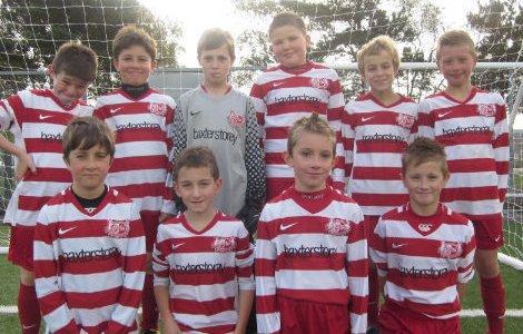 Under 11 Team