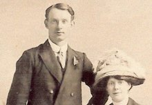 Thomas Neill and Elizabeth Lennon 1912