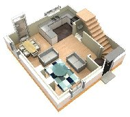 Ground floor plan image