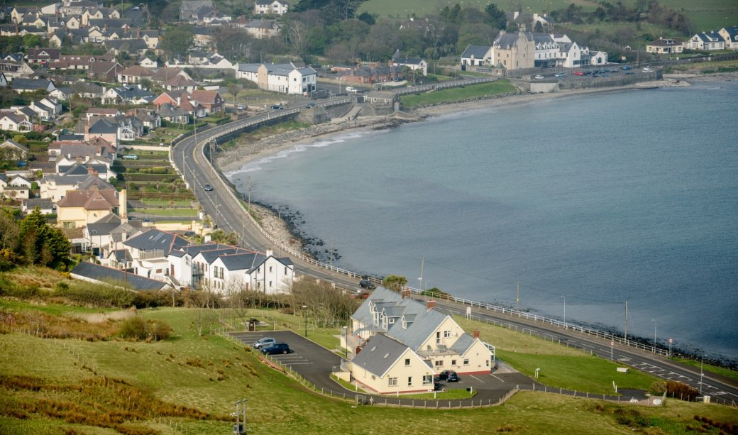 Image of view Self catering causeway coastal route