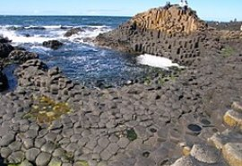 Giants Causeway //  Self catering Causeway Coastal Route Northern Ireland