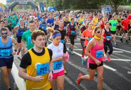 Northern Ireland's Belfast City Half Marathon -17th September