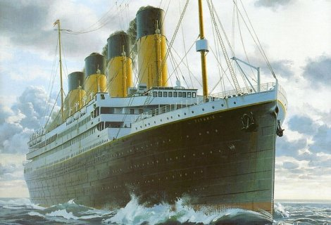 Image of Titanic Centre Belfast