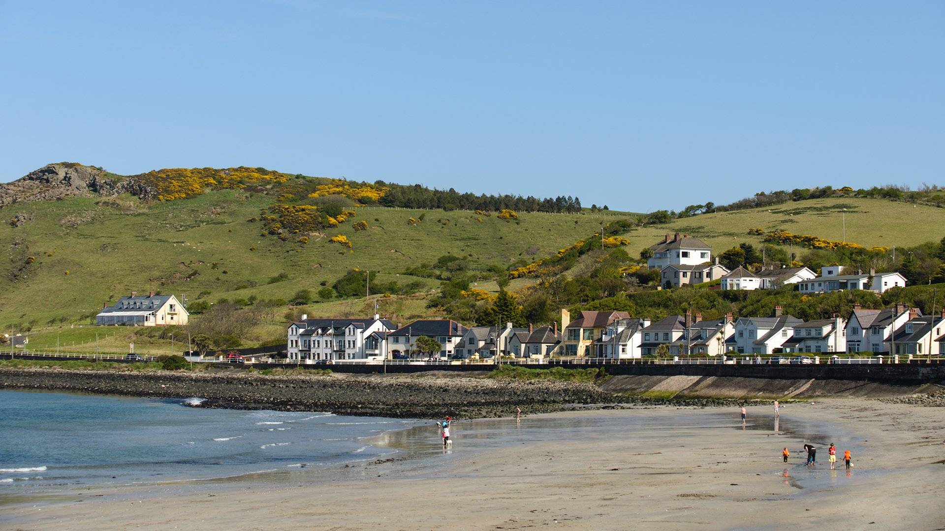 Ballygally self-catering a