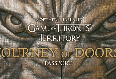 Image of Game of thrones door locations Northern Ireland-Where to find the game of thrones doors.