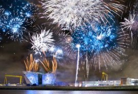 Belfast Halloween Monster Mash and Fireworks Display 29 Oct 2017