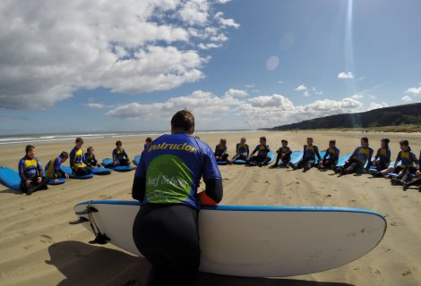 Image of Long Line surf School