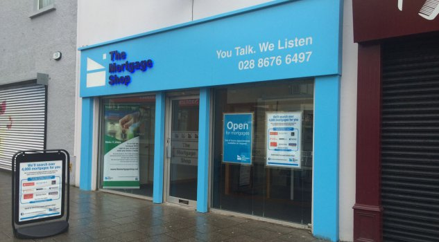 The Mortgage Shop Cookstown Photo