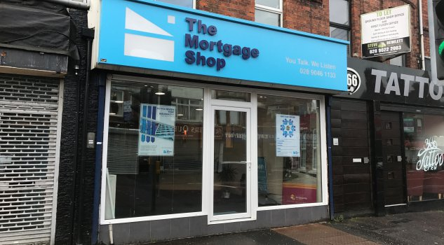 The Mortgage Shop Belfast - Woodstock Rd Photo