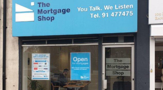 The Mortgage Shop Bangor Photo