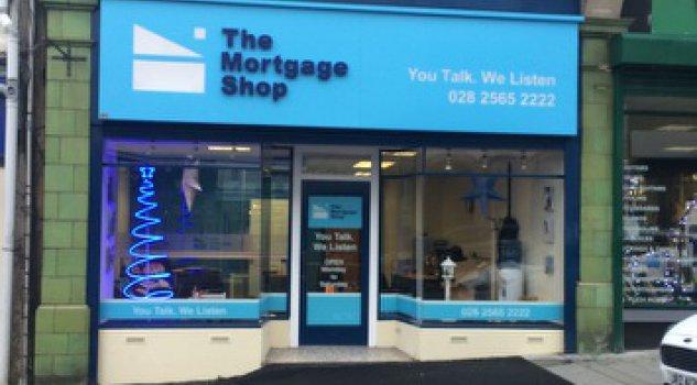 The Mortgage Shop Ballymena Photo