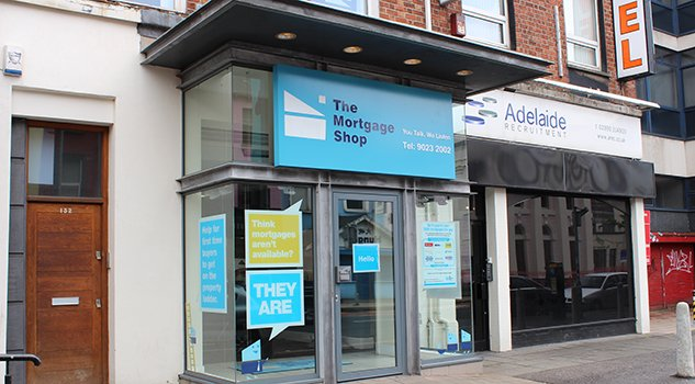 The Mortgage Shop Belfast - Great Victoria St Photo