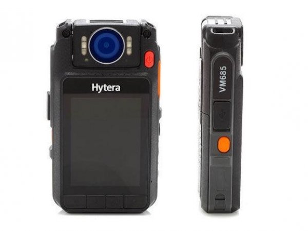 Introducing the new Hytera Remote Video Speaker Microphone
