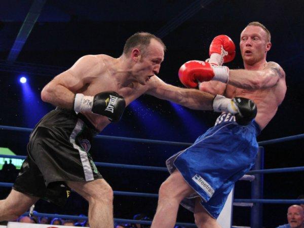 Brian Magee - WBA, IBO, European & British Titles