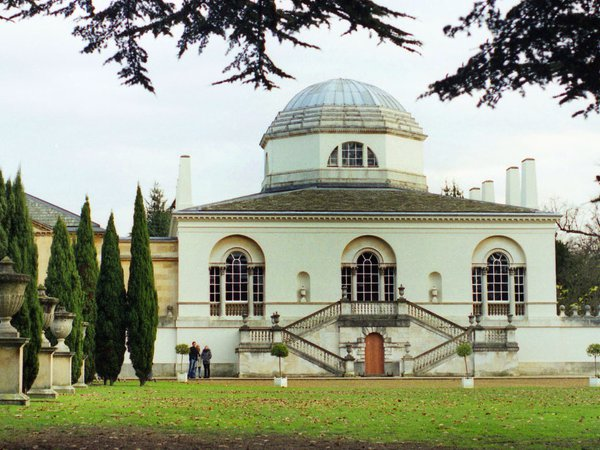 Secure Communications for Chiswick House and Gardens