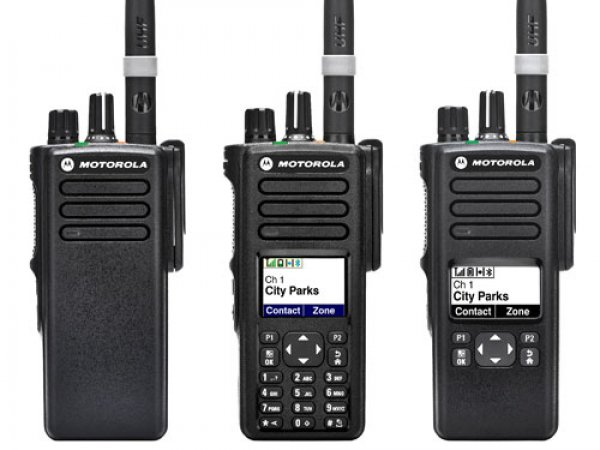 Introducing the Feature Packed, Robust Motorola DP4000e series Two-way Radio