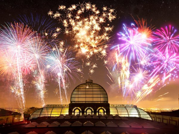 Ears help Ally Pally's fireworks festival go off with a bang & a pop!