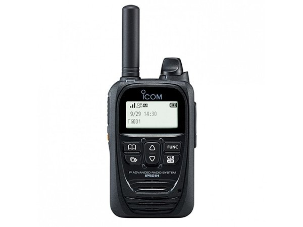 Introducing the New Icom IP501H LTE (4G) Two Way Radio
