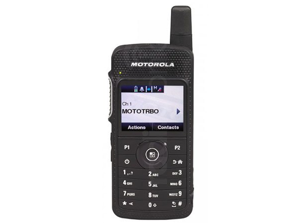 Introducing the dynamic Motorola Mototrbo SL4000e