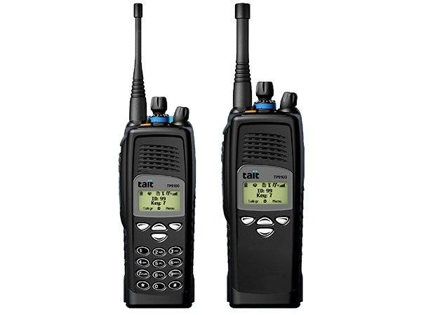 Introducing the Tait 9100 Series Radios