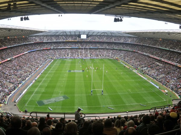 Win Tickets to see Rugby at Twickenham Stadium