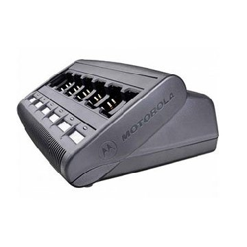6 Way Charger for Two-way Radios (available for all radio models)