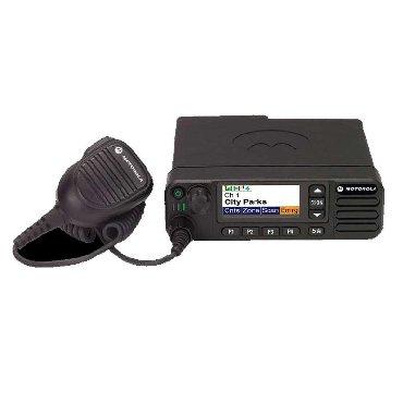 Motorola DM4600 / DM4601 Digital Mobile Radios